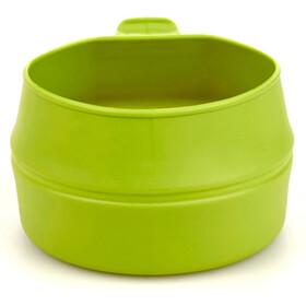 Wildo Camp-A-Box Spisesæt Basic, grå/grøn